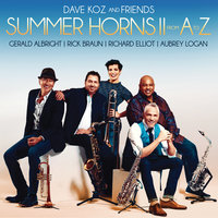 Summer Horns II From A To Z — Dave Koz