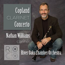 ROCO in Concert: April 2011 — Roco, Nathan Williams, Robert Moody, Jose Bowen, Andrew Bradley, River Oaks Chamber Orchestra, Вольфганг Амадей Моцарт, Аарон Копленд