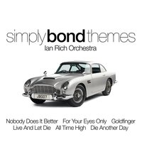 Simply Bond Themes — The Ian Rich Orchestra