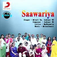 Saawariya - Single — Indrani ND, Mitali De