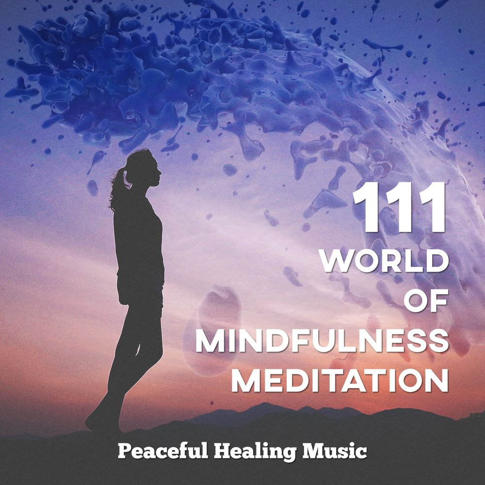 111 World of Mindfulness Meditation: Peaceful Healing Music, No More