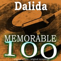Memorable 100 — Dalida