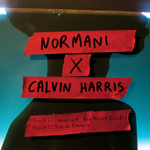 Normani, Calvin Harris, WizKid - Checklist
