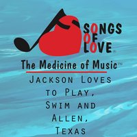 Jackson Loves to Play, Swim and Allen, Texas — T. Jones