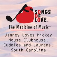 Janney Loves Mickey Mouse Clubhouse, Cuddles and Laurens, South Carolina — T. Jones