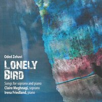 Lonely Bird: Songs for Soprano and Piano — Irena Friedland, Claire Meghnagi, Claire Meghnagi, Irena Friedland