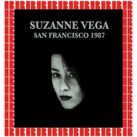 Warfield Theater, San Francisco, August 6th, 1987 — Suzanne Vega
