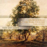 Works for Trio — Trio Laflamme, Карл Мария фон Вебер, Карл Черни