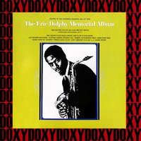 The Eric Dolphy Memorial Album — Eric Dolphy