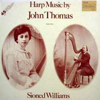 Harp Music by John Thomas — John Thomas, Sioned Williams