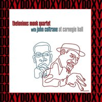 At Carnegie Hall — Thelonious Monk Quartet, John Coltrane