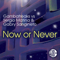 Now or Never — Gambafreaks, Sergio Matina, Gabry Sangineto
