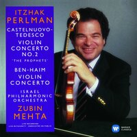 Itzhak Perlman - The Complete Warner Recordings 1980 - 2002 — Itzhak Perlman, Людвиг ван Бетховен