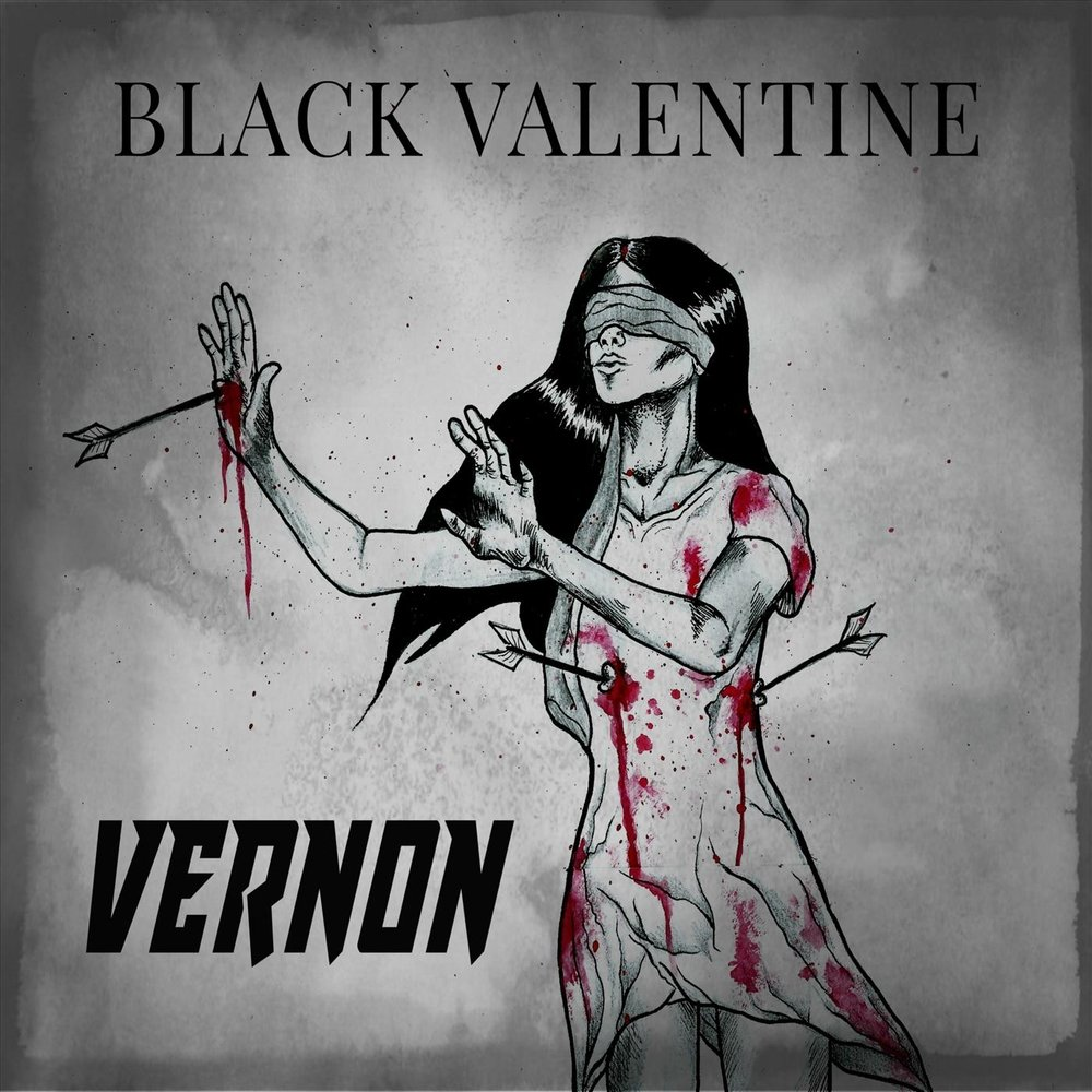 The Vernon Band — Black Valentine ЕР (2018)