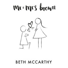 Mr and Mrs Brown — Beth McCarthy