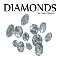 Diamonds (In Style of Rihanna) - Single — Diamonds