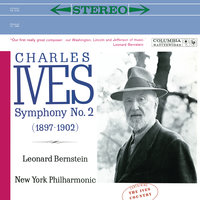 Leonard Bernstein Conducts Ives — Леонард Бернстайн, New York Philharmonic Orchestra, Чарлз Айвз