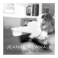 Sailboat on the Hudson — Jeanne Newhall