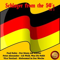 Schlager from the 50's, Vol. 2 — сборник