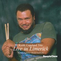 Live in Limerick — Keith Copeland, Ronan Guilfoyle, Tommy Halferty