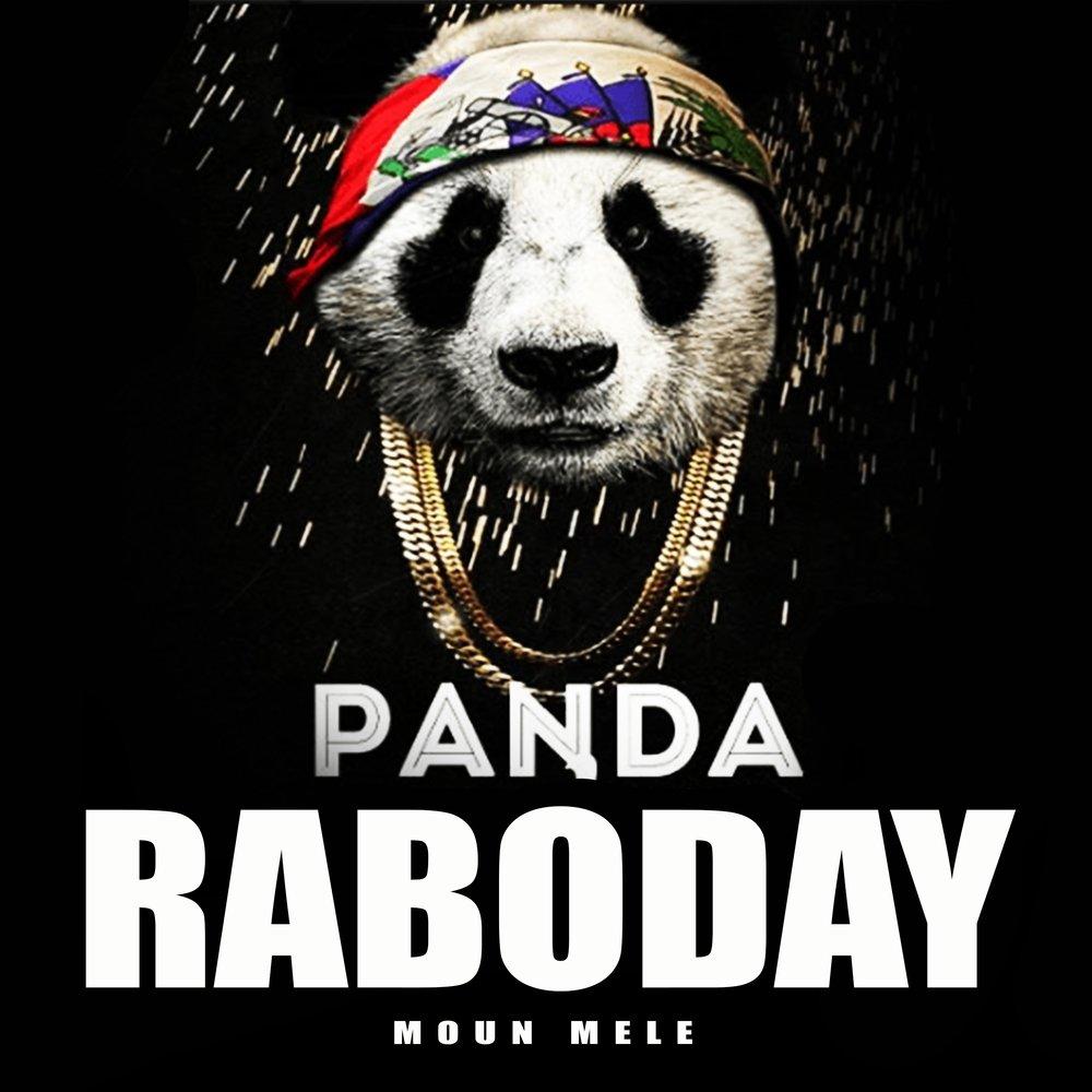 Raboday - Panda Raboday M1000x1000