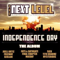 The Next Level Independence Day - The Album — сборник