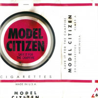 Save It For The Campfire — Model Citizen