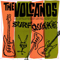Surf Quake! — The Volcanos
