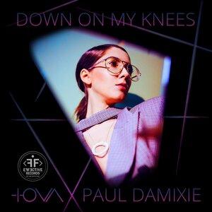 IOVA, Paul Damixie - Down on My Knees