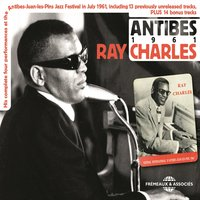 Ray Charles in Antibes 1961 — R. Charles