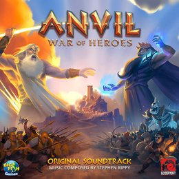 Anvil: War of Heroes — Stephen Rippy