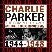 The Complete Savoy And Dial Studio Recordings 1944-1948, Vol. 8 — Charlie Parker, Miles Davis, Stan Getz, Gerry Mulligan, Lee Konitz, Sonny Rollins, Zoot Sims