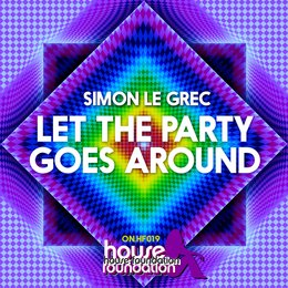 Let the Party Goes Around — Simon Le Grec