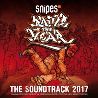 Battle of the Year 2017 - The Soundtrack — сборник
