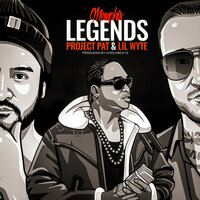 Memphis Legends — Project Pat, Lil Wyte & Kholebeatz