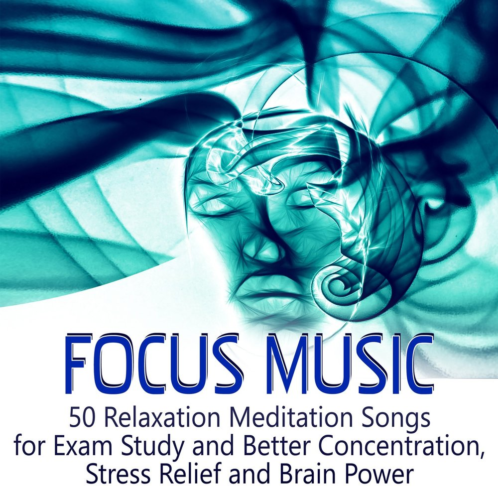 Focus Music: 50 Relaxation Meditation Songs for Better Concentration