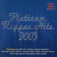 Platinum Reggae Hits 2003 — Various Artists - Jamdown Records