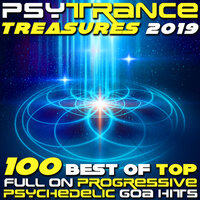 Psy Trance Treasures 2019 - 100 Best of Top Full-on, Progressive & Psychedelic Goa Hits — сборник