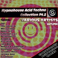 Hypnohouse Acid Techno Collection, Pt. 2 — сборник