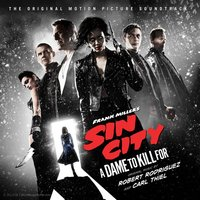 Sin City 2: A Dame to Kill for — сборник