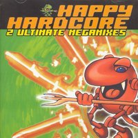 Happy Hardcore - 2 Utimate Megamixes — сборник