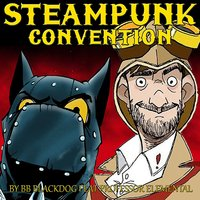 Steampunk Convention — Professor Elemental, Bb BlackDog