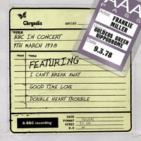 BBC in Concert (9 March 1978) — Frankie Miller