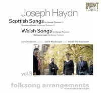 Haydn: Folksong Arrangements, Vol. 3 — Йозеф Гайдн, Lorna Anderson, Jamie MacDougall & Haydn Trio Eisenstadt