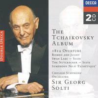 The Tchaikovsky Album — Chicago Symphony Orchestra, Georg Solti