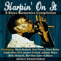 Harpin' on It-A Blues Harmonica Anthology — Various Artists - JSP