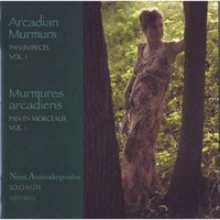 Debussy, Golightly, Thilloy: Arcadian Murmurs — Клод Дебюсси, David Golightly, Nina Assimakopoulos, Pierre Thilloy