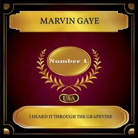 I Heard It Through the Grapevine — Marvin Gaye