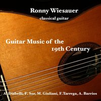 Guitar Music of the 19th Century — Ronny Wiesauer