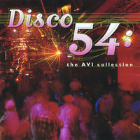 Disco 54 - The AVI Collection — сборник